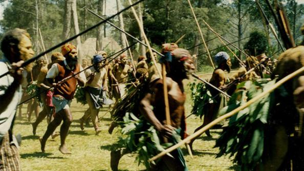 new guinea warfare